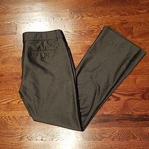 EXPRESS Dark Gray Dress Pants Size 8